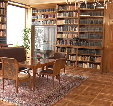 Masarykova pracovna a další prostory Hradu