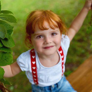 Fotíme děti a další neposedy