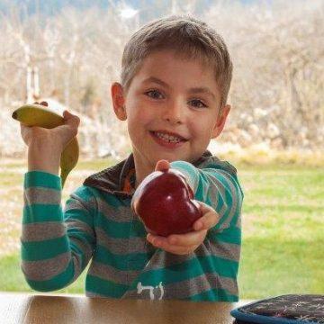 Jak naučit děti jíst zdravě?